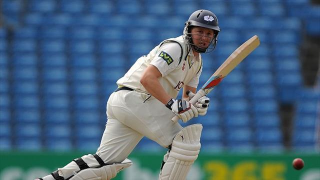 Cricket - Ballance century boosts England Lions