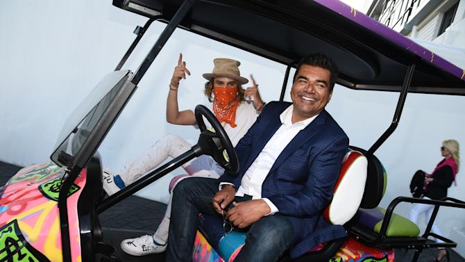 The 8th Annual George Lopez Celebrity Golf Classic Pre-Party