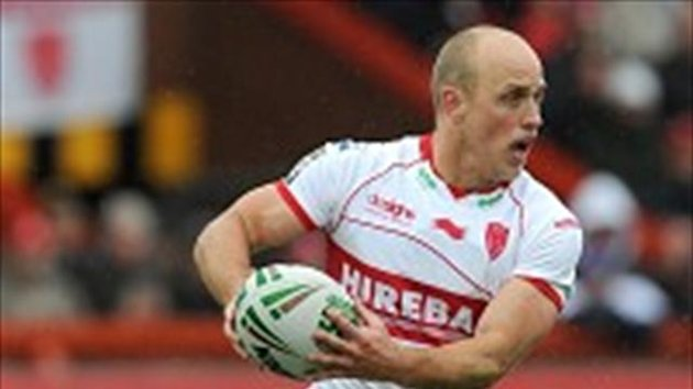 Craig Dobson scored two tries for Hull KR