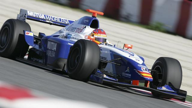 GP2 - Campos to return to GP2 in 2014
