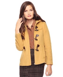 Toggle button jacket