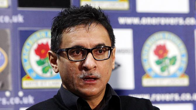 Shebby Singh insists Blackburn must be looking to get promoted this season
