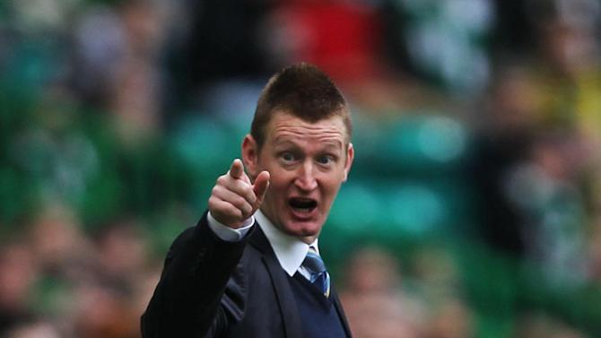 St Johnstone manager Steve Lomas is happy to be given the underdogs tag against Eskisehirspor