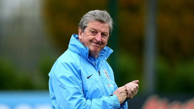 World Cup - Hodgson 'long way off' finalising team