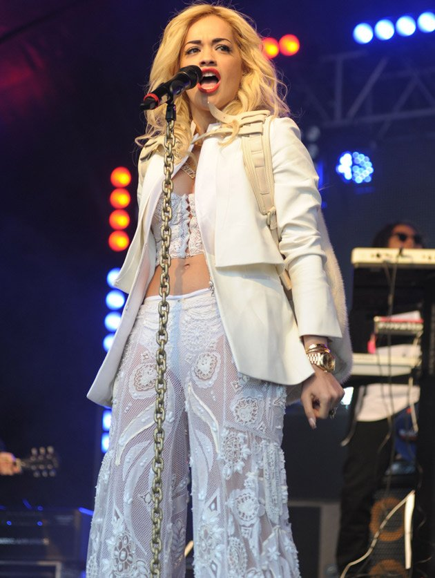 Rita Ora, Lovebox