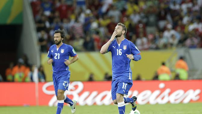Brazil Soccer Confed Cup Italy Japan