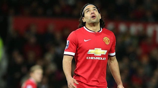 Manchester United, Radamel Falcao