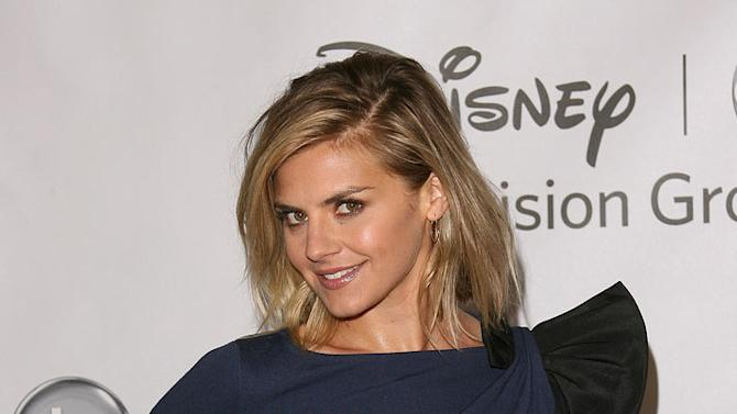 """Eliza Coupe of """"Happy Endings"""" attends the Disney ABC Televison Group's 'TCA 2001 Summer Press Tour' at the Beverly Hilton Hotel on August 7, 2011 in Beverly Hills, California."""
