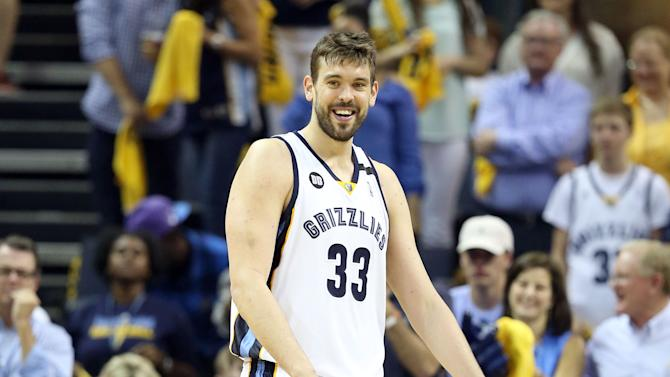 Los Angeles Clippers v Memphis Grizzlies - Game Four