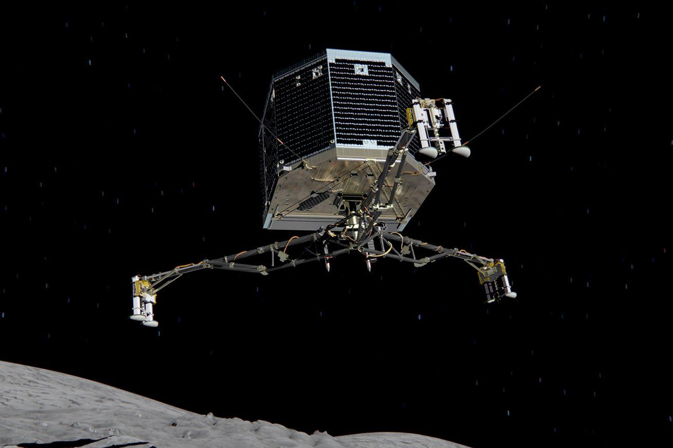 Chances of reaching the Philae lander are now 'close to zero'