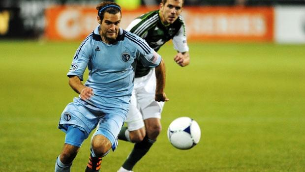 Report: Sporting KC's Zusi to train at West Ham United