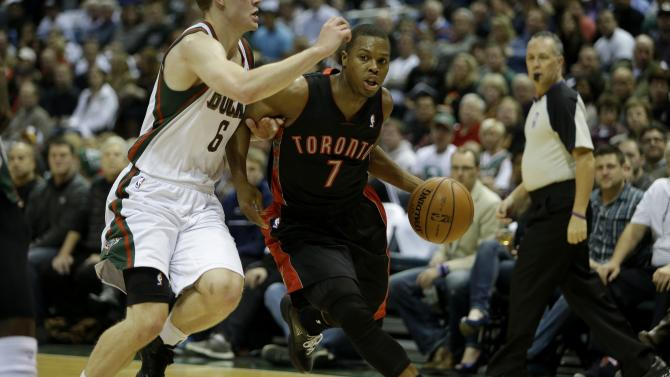 Toronto Raptors v Milwaukee Bucks