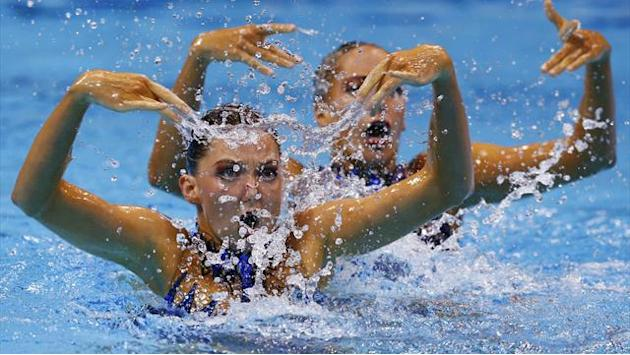 Swimming - Synchronised team takes shape ahead of World Championships