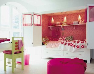 7 Cupboard Beds for Kids