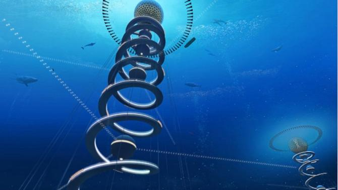 World's First Underwater City Making Waves in Design Circles