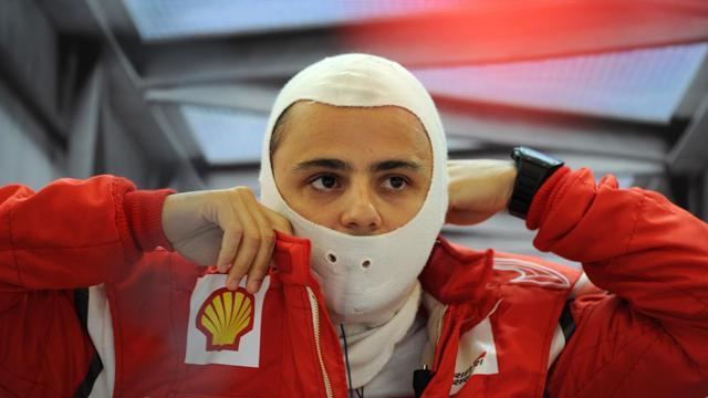 Formula 1 - Ferrari blames Massa spins on set-up gaffe