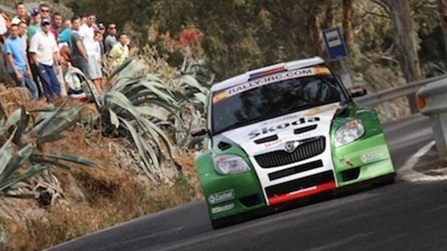 Rally Islas Canarias route and info
