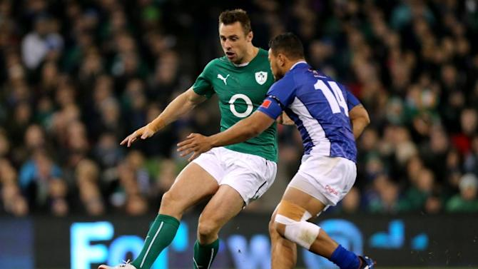Schmidt looks to Leinster as Bowe declared a doubt for Wallabies clash