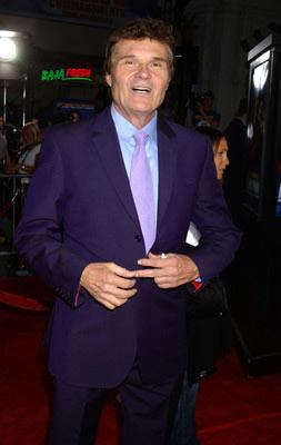 Premiere: Fred Willard at the Hollywood premiere of Dreamworks' Anchorman - 6/28/2004