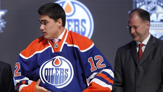 Oilers take Yakupov with number one pick
