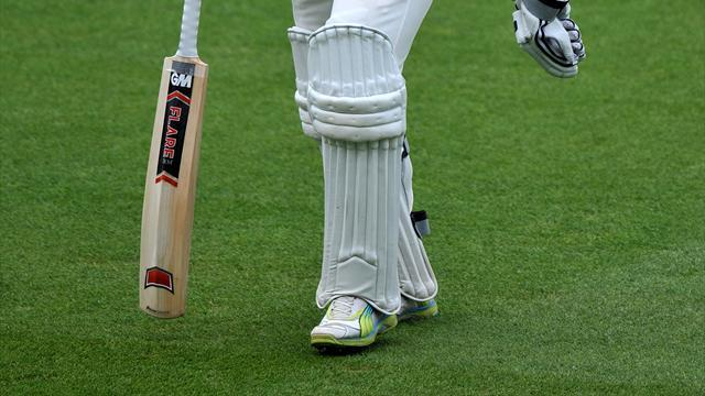 Cricket - Rain ends play at Old Trafford