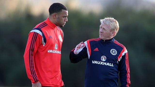 Football - Phillips out of Scotland squad