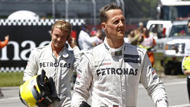 Formula 1 - Mercedes stands by older car decision