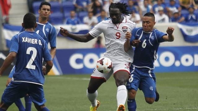 Concacaf Football - Jones strike earns Trinidad draw