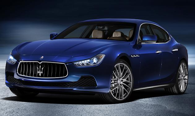 2014 maserati ghibli yahoo finance canada. Black Bedroom Furniture Sets. Home Design Ideas