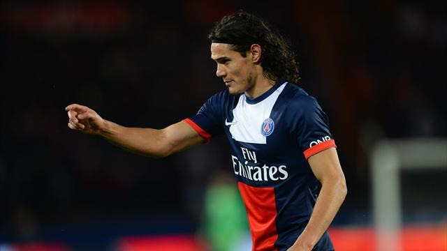 Ligue 1 - Cavani out of PSG's trip to Leverkusen