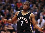 His Raptors are fading, but a frustrated Kyle Lowry vows to keep his 'mouth shut, keep it professional'