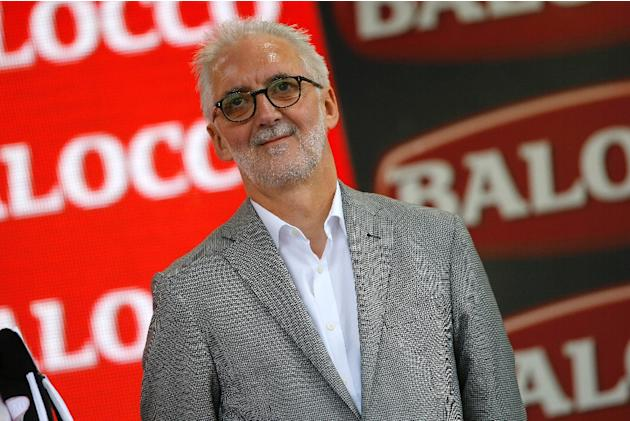UCI president Brian Cookson, pictured on May 21, 2015, said doping investigators may stage night-time raids to test Tour de France riders