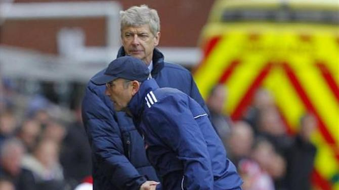 Premier League - Wenger: Pulis produced a 'miracle' at Palace