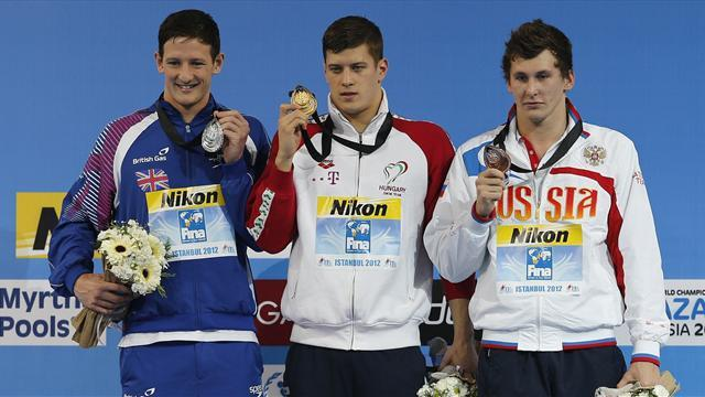 Swimming - Jamieson all set to lead Europe against USA