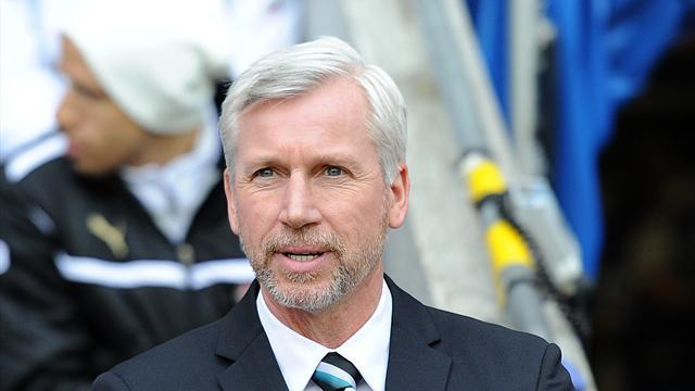 Europa League - Pardew: Our performance deserved better
