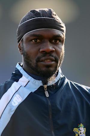 Efe Sodje was knocked unconscious during a friendly win