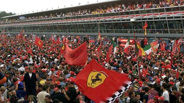 Formula 1 - Ferrari offer fans a choice of names for new F1 car