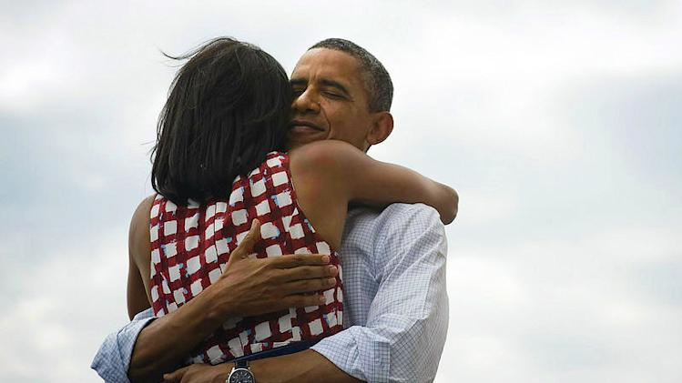 Most retweeted Obama photo