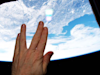 Leonard Nimoy Gets Vulcan Salute From Astronaut at Space Station