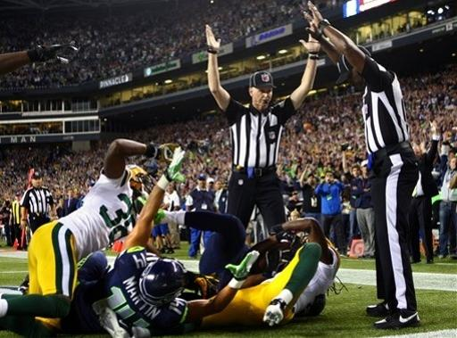 Seahawks vs Packers