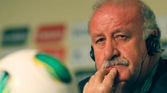 Liga - Spanish Football Federation want to renew Del Bosque deal