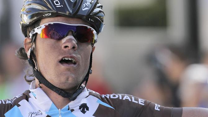 Carlos Betancur wins 6th stage of Paris-Nice