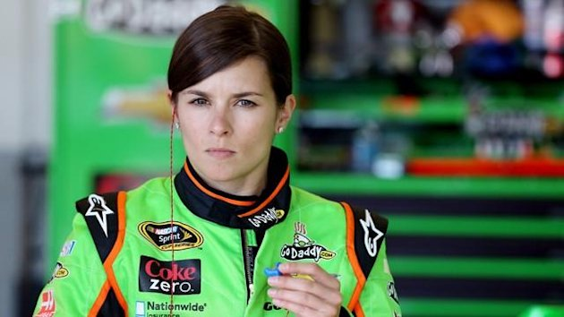 US-Motorsport-Star Danica Patrick