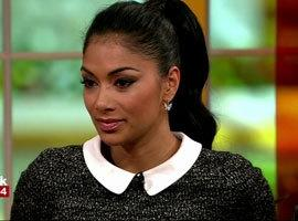 'Me And My Man Are Lovely': X Factor's Nicole Scherzinger Denies Lewis Hamilton Split