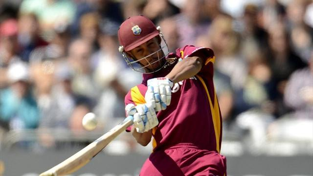Cricket - West Indies enjoy easy second T20 win over Zimbabwe