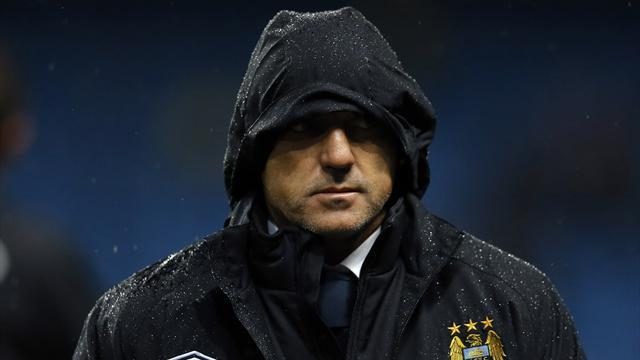 League Cup - Mancini tells Lambert to 'shut up' after Cup exit
