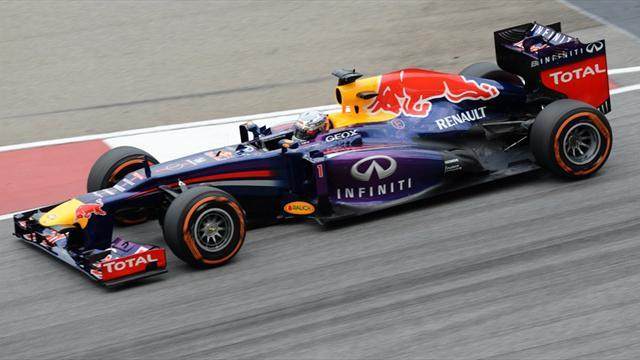 Formula 1 - Vettel quickest in final Sepang practice