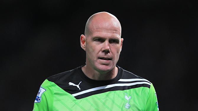 Brad Friedel's last Tottenham appearance was in the 3-2 win over Manchester United