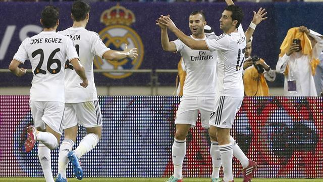 Friendly Match - Real Madrid edge out PSG in Qatar friendly