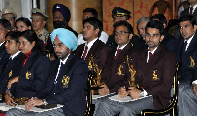 National Sports Award Presentation Ceremony